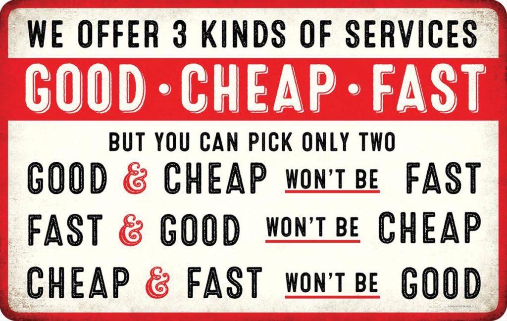 Good-cheap-fast-sign
